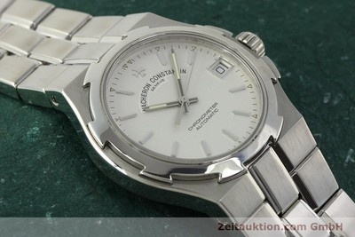 VACHERON & CONSTANTIN OVERSEAS CHRONOMETER AUTOMATIC HERRENUHR VP: 13000,- Euro [150694]