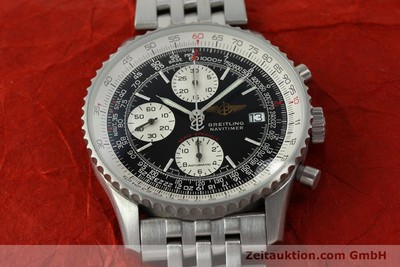 BREITLING NAVITIMER FIGHTERS CHRONOGRAPH SERIE SPECIALE A13330 VP: 7860,- EURO [150696]