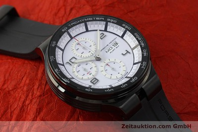PORSCHE DESIGN FLAT SIX CHRONOGRAPH STEEL AUTOMATIC KAL. ETA 7750 LP: 3750EUR [150702]
