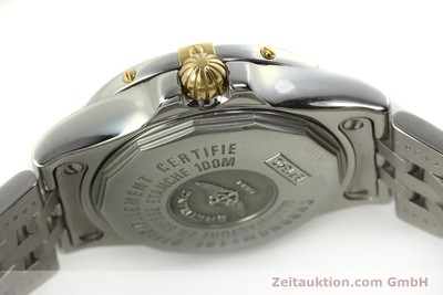BREITLING STARLINER STEEL / GOLD QUARTZ KAL. B71 ETA 956652 LP: 4000EUR [150707]