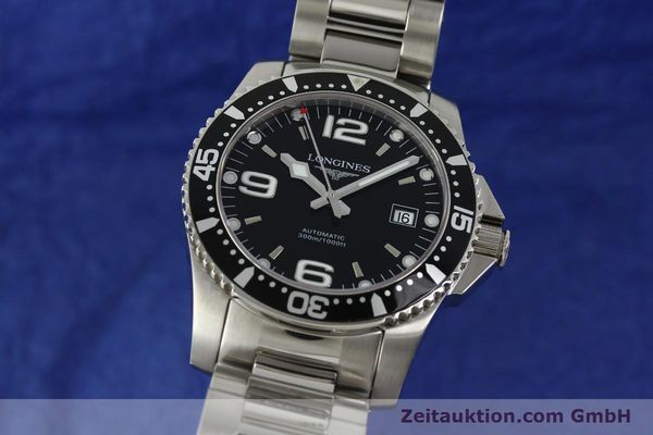 LONGINES CONQUEST ACIER AUTOMATIQUE KAL. L633.5 ETA 2824-2 LP: 1000EUR [150717]