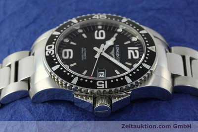 LONGINES CONQUEST STEEL AUTOMATIC KAL. L633.5 ETA 2824-2 LP: 1000EUR [150717]