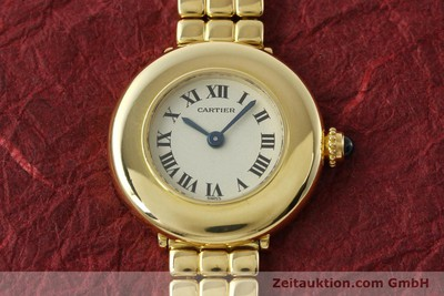 CARTIER OR 18 CT QUARTZ KAL. 66 [150762]