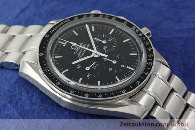 OMEGA SPEEDMASTER CHRONOGRAPH STEEL MANUAL WINDING KAL. 1863 LP: 4100EUR [150765]