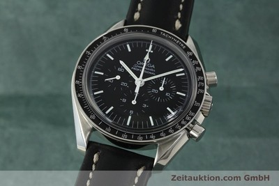 OMEGA MOONWATCH SPEEDMASTER CHRONOGRAPH BROAD ARROW HANDAUFZUG VP:4100,- EURO [150780]