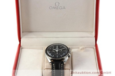 OMEGA SPEEDMASTER CHRONOGRAPH STEEL MANUAL WINDING KAL. 1861 LP: 4100EUR [150780]