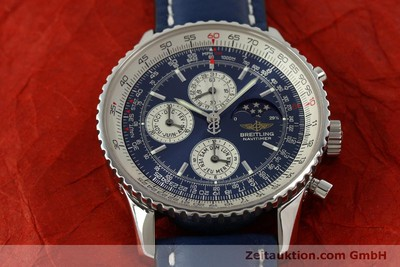 BREITLING MONTBRILLANT NAVITIMER OLYMPUS 1461 CHRONOGRAPH A19340 VP: 8240,-EURO [150787]