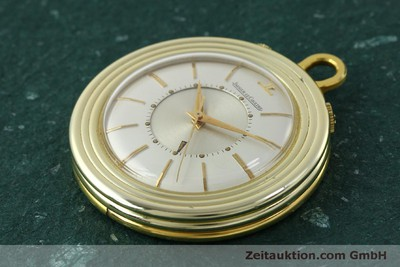 JAEGER LE COULTRE TASCHENUHR GOLD-PLATED MANUAL WINDING KAL. 814 [150790]