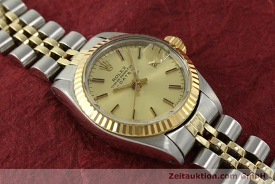 ROLEX LADY DATE STEEL / GOLD AUTOMATIC KAL. 2030 LP: 6950EUR [150802]