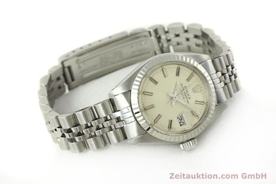 ROLEX LADY DATE ACIER / OR BLANC AUTOMATIQUE KAL. 2030 LP: 6000EUR [150804]