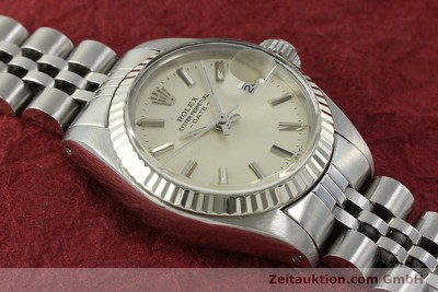 ROLEX LADY DATE STEEL / WHITE GOLD AUTOMATIC KAL. 2030 LP: 6000EUR [150804]