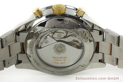 TAG HEUER CARRERA CHRONOGRAPH STAHL / GOLD AUTOMATIK HERRENUHR VP: 5650,- EURO [150808]