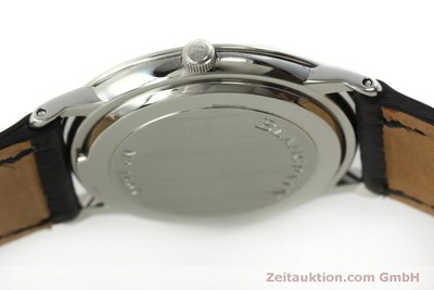 BLANCPAIN VILLERET STEEL MANUAL WINDING KAL. 21 LP: 7280EUR [150820]
