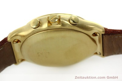 EBEL 1911 CHRONOGRAPH 18 CT GOLD AUTOMATIC KAL. 134 [150830]