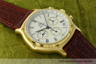 EBEL 1911 CHRONOGRAPHE OR 18 CT AUTOMATIQUE KAL. 134 [150830]