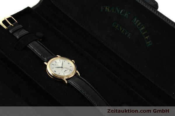 Used luxury watch Franck Muller * 18 ct gold manual winding Kal. 12 Ref. 7500 LIMITED EDITION | 150837 07
