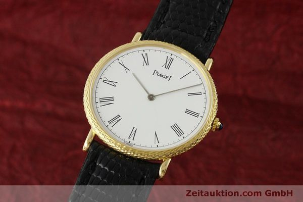 PIAGET 18 CT GOLD MANUAL WINDING KAL. 9P2 [150838]