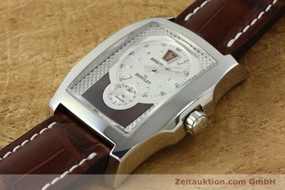 BREITLING BENTLEY STEEL AUTOMATIC KAL. B28 ETA 2892A2 LP: 8640EUR [150842]