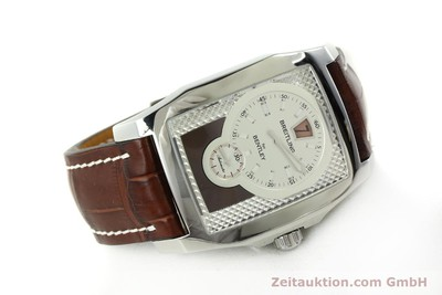 BREITLING FOR BENTLEY FLYING B HERRENUHR STAHL A28362 AUTOMATIK NP: 8640,- EURO [150842]