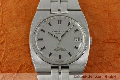 OMEGA CONSTELLATION STEEL AUTOMATIC KAL. 1001 LP: 2000EUR [150849]