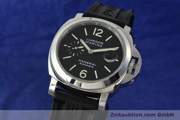 PANERAI LUMINOR  ACIER AUTOMATIQUE KAL. OP III ETA A05511 LP: 6000EUR  [150854]