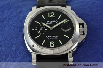 PANERAI LUMINOR MARINA AUTOMATIK 44 CONTEMPORARY OP 6630 PAM00104 NP: 6000,- EUR [150854]