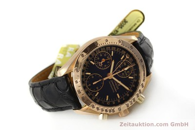OMEGA SPEEDMASTER CHRONOGRAPHE OR 18 CT AUTOMATIQUE KAL. 1151 LP: 14200EUR [150855]