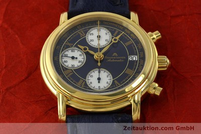 MAURICE LACROIX CRONEO CHRONOGRAPH GOLD-PLATED AUTOMATIC KAL. ETA 7750 [150867]
