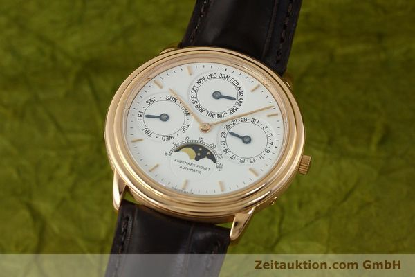 AUDEMARS PIGUET EWIGER KALENDER OR 18 CT AUTOMATIQUE KAL. 2120/2 [150899]