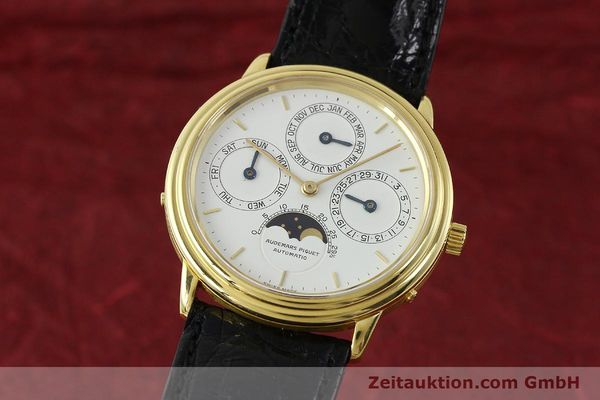 AUDEMARS PIGUET EWIGER KALENDER OR 18 CT AUTOMATIQUE KAL. 2120/2 [150900]