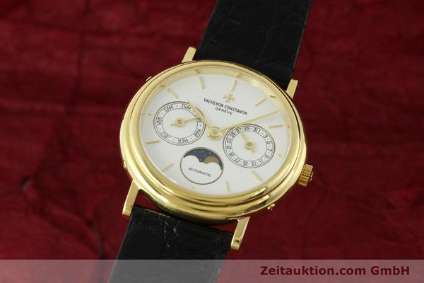 VACHERON & CONSTANTIN 18 CT GOLD AUTOMATIC KAL. 1126 [150907]