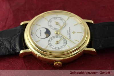 VACHERON & CONSTANTIN OR 18 CT AUTOMATIQUE KAL. 1126 [150907]