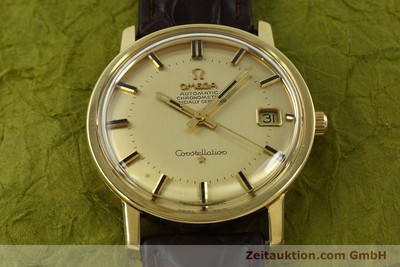 OMEGA CONSTELLATION ORO 18 CT AUTOMATISMO KAL. 564 [150914]