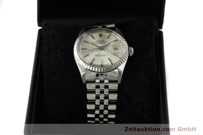 ROLEX DATEJUST STEEL AUTOMATIC KAL. 1570 LP: 5400EUR [150916]