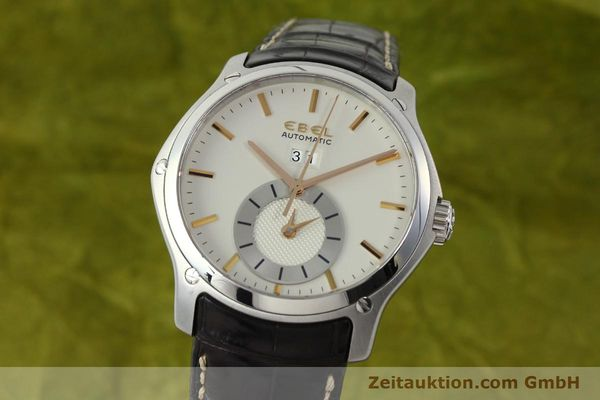 EBEL CLASSIC HEXAGON STEEL AUTOMATIC KAL. ETA 2892 A2 LP: 3600EUR [150937]