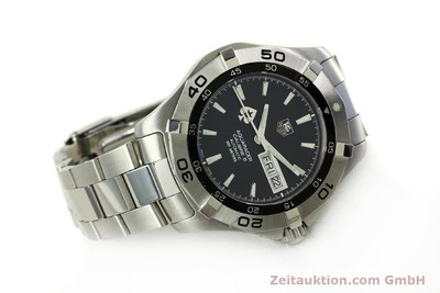 TAG HEUER AQUARACER SONDEREDITION AUTOMATIK REF WAF2013 HERRENUHR VP: 1900,- Euro [150938]