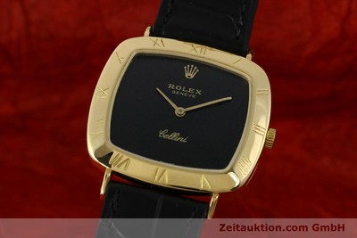 ROLEX CELLINI ORO DE 18 QUILATES CUERDA MANUAL KAL. 1600 [150958]