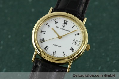 GIRARD PERREGAUX OR 18 CT AUTOMATIQUE KAL. 220 [150978]
