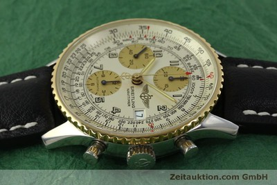 BREITLING NAVITIMER CHRONOGRAPH STEEL / GOLD AUTOMATIC KAL. B13 ETA 7750 [150979]