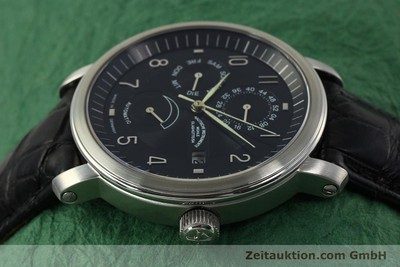MÜHLE BUSINESS TIMER STEEL AUTOMATIC KAL. ETA 2892-A2 [150990]