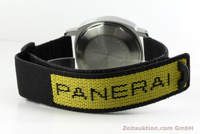 PANERAI LUMINOR STEEL AUTOMATIC KAL. ETA A05511 LP: 6600EUR [151031]