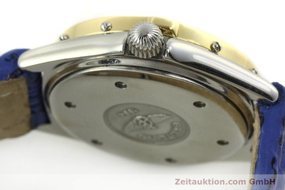BREITLING LADY J CLASS STAHL / GOLD DAMENUHR TOP D52065 VP: 2290,- EURO [151034]