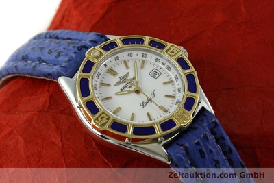 BREITLING LADY J ACIER / OR QUARTZ KAL. B52 [151034]