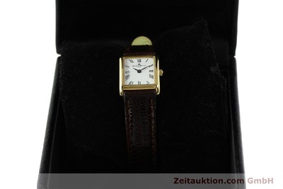BAUME & MERCIER OR 18 CT QUARTZ KAL. BM5095 ETA 976.001 [151040]