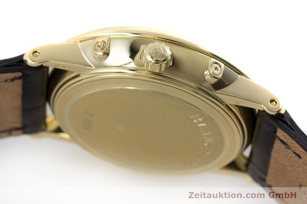 Used luxury watch Blancpain Villeret 18 ct gold automatic Kal. 6595 VINTAGE  | 151055 12