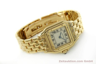 CARTIER PANTHERE ORO 18 CT QUARZO KAL. 66 [151056]