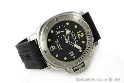 PANERAI LUMINOR ACIER AUTOMATIQUE KAL. ETA AO5511 LP: 6600EUR [151070]