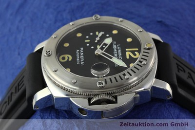 PANERAI LUMINOR STEEL AUTOMATIC KAL. ETA AO5511 LP: 6600EUR [151070]