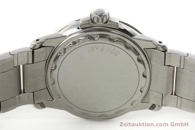BLANCPAIN LEMAN HUNDRED HOURS 100M AUTOMATIK STAHL REVISIONIERT VP: 7020,- Euro [151123]