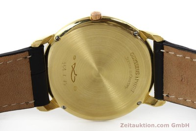 JAEGER LE COULTRE ODYSSEUS 18 CT GOLD MANUAL WINDING KAL. 839 [151124]